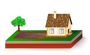 Jordvame - Læs alt om jordvarmeanlæg her og find den bedste pris