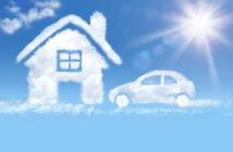 Hus og bil